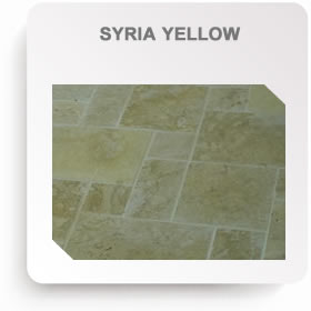 SYRIA YELLOW en